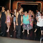 group dance!
