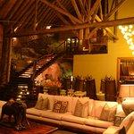 Inside Cliff Lodge