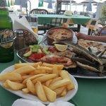 ultima cena greca