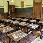 Restored classroom