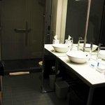 Bathroom, room 326