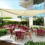 Venti - tre restaurant terrace
