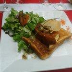 Camembert aux noix