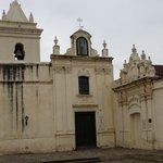 Vista lateral Monasterio