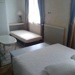 Chambre 2 avec lit supplémentaire