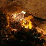 Green Grotto Caves, primeira caverna