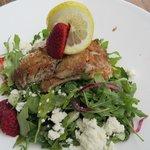 Rock Cod Salad