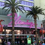Entrance to Flamingo from the Quad Casino