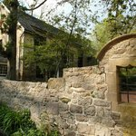 Stone Barn and Garden @ HollyHedge