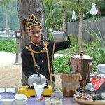 Tea - Borneo style