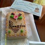 My surprise birthday cake