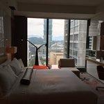 King room with Taipei 101 view