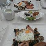 Breakfast x 2