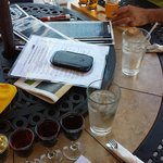 South Rims Wine Bar in Williams, AZ