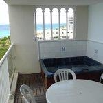 Balcony Jacuzzi
