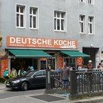 Foto de Deutsche Kueche Am Checkpoint