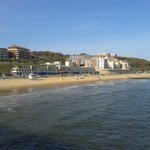 Bournemouth Beach from the Pier