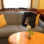 Separate sitting room, 201