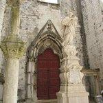 Неожиданно в Лиссабоне старый знакомый из Праги - святой Ян Непомуцкий