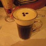 Brandy coffee