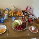 Breakfast - Starter Buffet