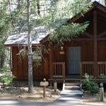 Cabin at Evergreen Lodge