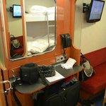 La habitación del Stena Line