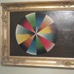 Thomas Cole's color wheel