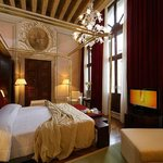 Junior Suite - from the hotel's website, but accurate in its presentation