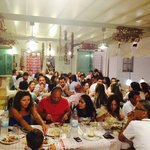 Great dinner of 50 pax :)