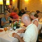 Our table at ko ri
