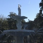 Fuente Parque Forsyth
