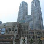 Tokyo Metropolitan Bldg
