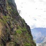 Aventura extrema por el camino Inka Jungle, gracias a Paykikin por la recomendación.