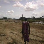 safari a piedi koboko camp