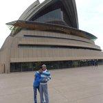 At Opera house