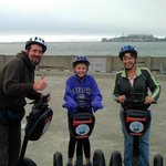 City Segway Tours,fishermans wharf