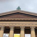 Museum facade-detail