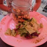 Salade clecle