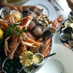 Plateaux de fruits de mer Chez Max II