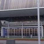 Conference Center, Entrance