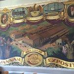 Mural del Visitors Centre