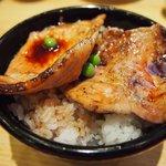 Tasty pork chop!