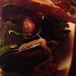Dahlia Lounge mussel appetizer - soooooo delicious!