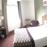 Recently Updated & Modern Double Room