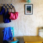 This photo makes me remember how simple and sweet life is in Ikaria, and at Cavos Bay...