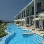 Pokoje z basenami