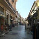 The Plaka Market