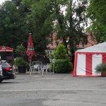 Camping Dresden-Mockritz il ristorante