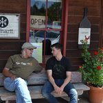 Mike and Chase Carhartt